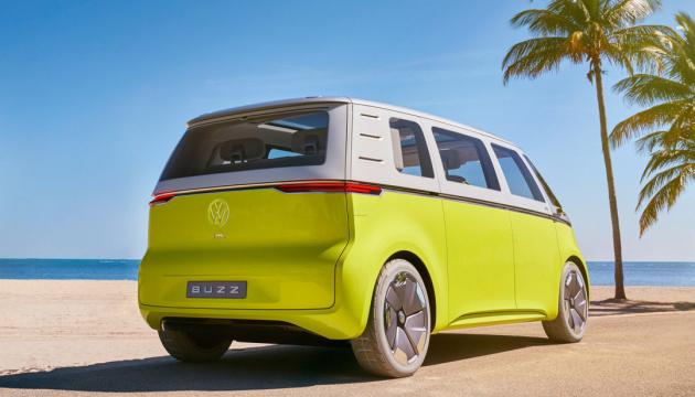 Volkswagen запустить у Катарі безпілотні електрошатли