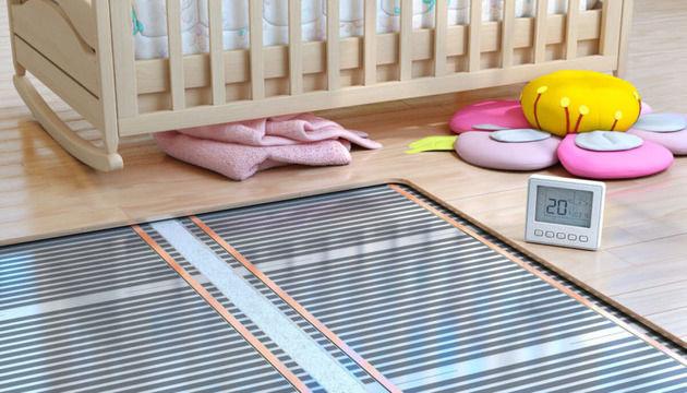 Тепла підлога як альтернативний спосіб опалення житла: аргументи «за» і «проти»