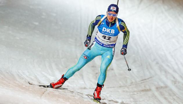 Український біатлоніст Семенов виграв