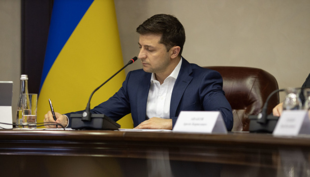 Zelensky dismisses heads of seven district state administrations