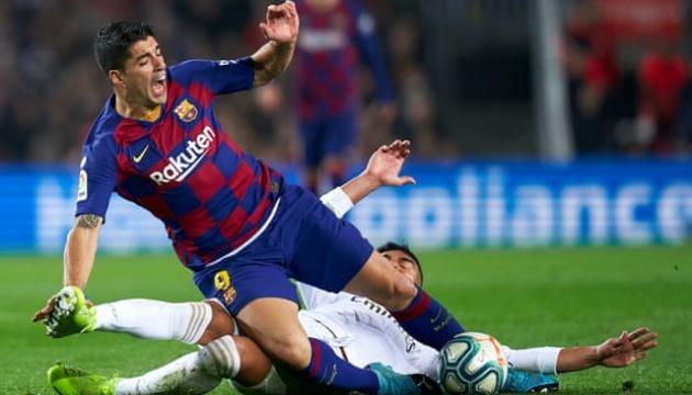 «Барселона» и «Реал» сыграли без забитых мячей
