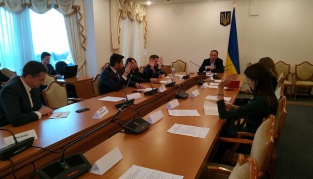 Відбулося перше засідання ТСК щодо вбивства Гандзюк