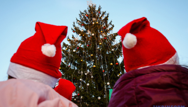Волонтеры из Харькова привезли детям Донбасса новогодние подарки