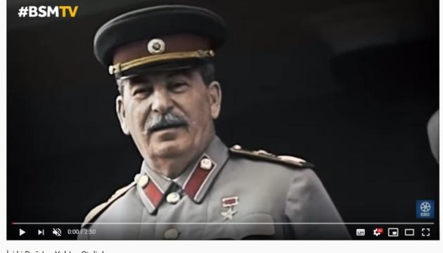 """""""С днем рождения, товарищ!"""": в Турции Сталина поздравили видеороликом"""