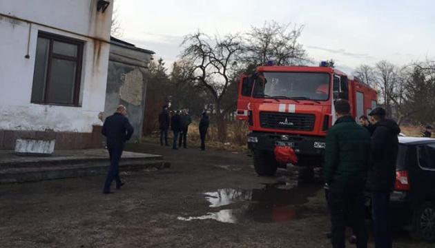 На Львівщині спалили редакцію районної газети