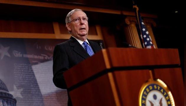 Лідер республіканців у Сенаті США визнав перемогу Байдена