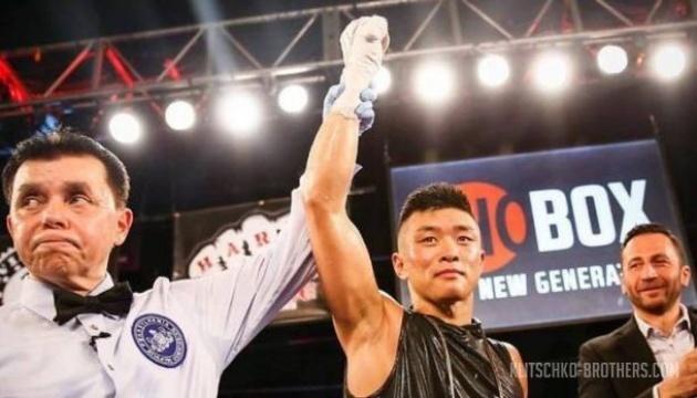 Украинский боксер Хегай проведет в США бой за претендентский статус