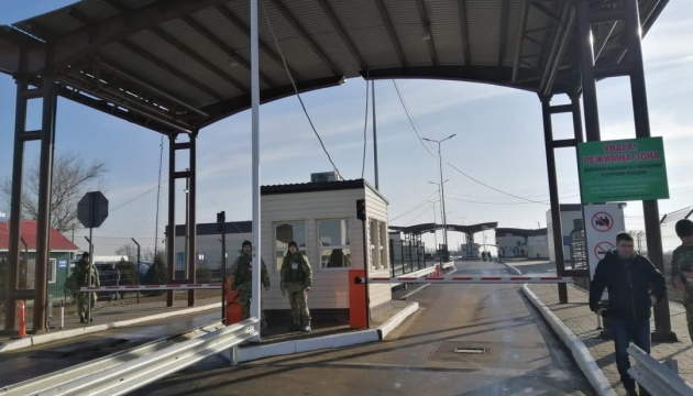 В Представительстве Президента в АРК работают над упрощением пересечения админграницы