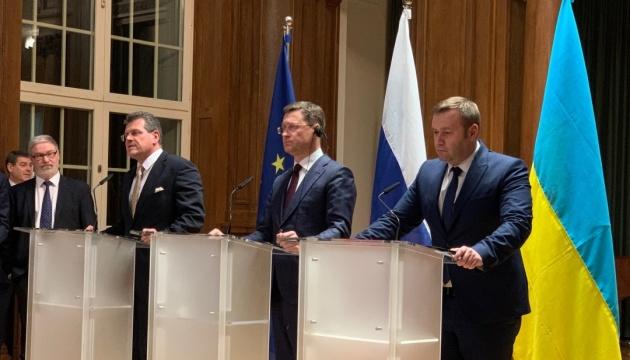 L'Ukraine et la Russie ont atteint un accord sur le transit de gaz