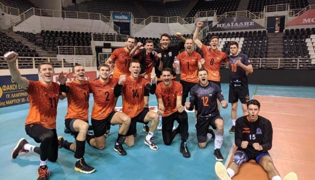 «Барком-Кажани» обіграли ПАОК і вийшли у 1/8 фіналу Кубка ЄКВ