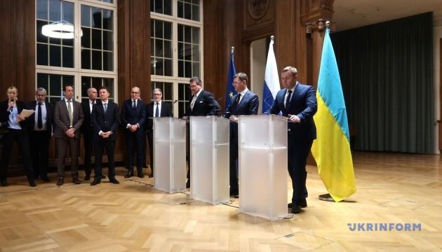 ウクライナ・ロシア、欧州へのガス輸送で「原則合意」 近日中に署名か