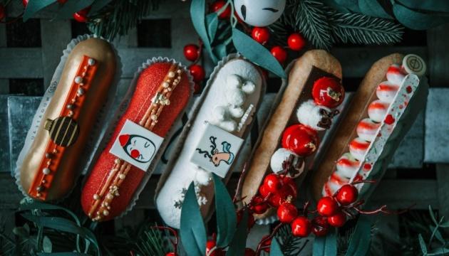 Свято наближається: новорічні мандри, ялинка з еклерів та феміністична вечірка