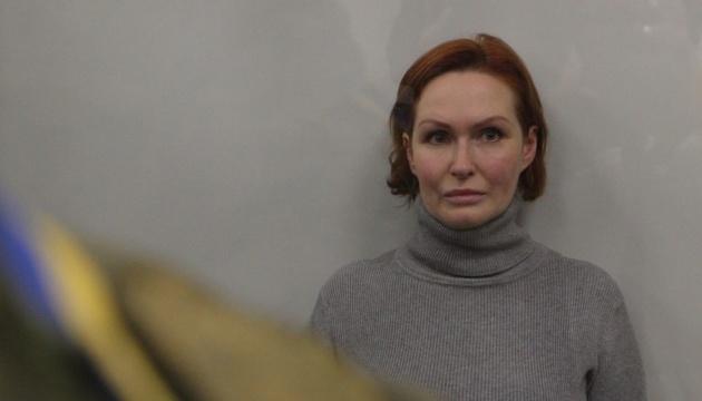 Юлия Кузьменко подала документы в ЦИК