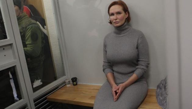 Кузьменко через арешт не пройшла переатестацію як лікар – адвокат