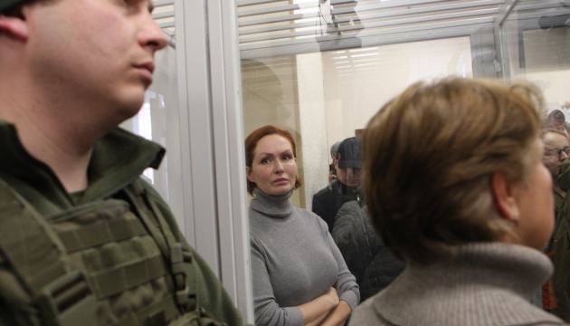 Дело Шеремета: силовики штурмовали заблокированный суд и вывели Кузьменко