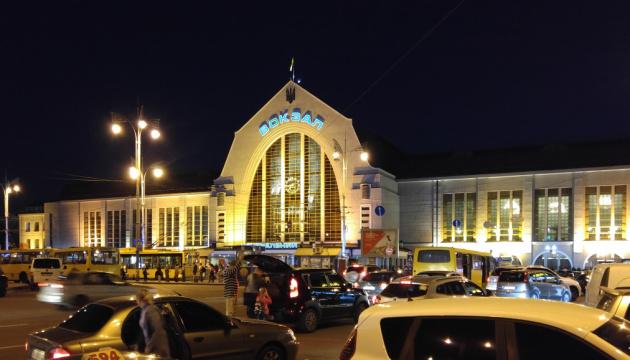 На железнодорожном вокзале Киева взрывчатку не нашли