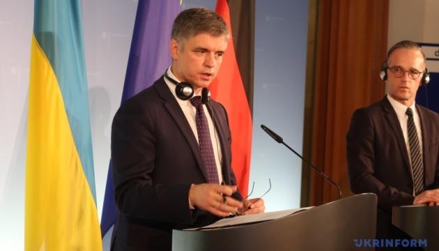 Пристайко: Україна нічого не вигадує нового в Мінських угодах