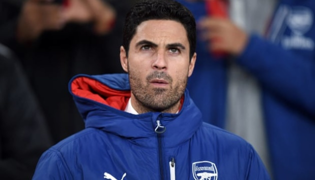 Микель Артета - главный тренер лондонского «Арсенала»
