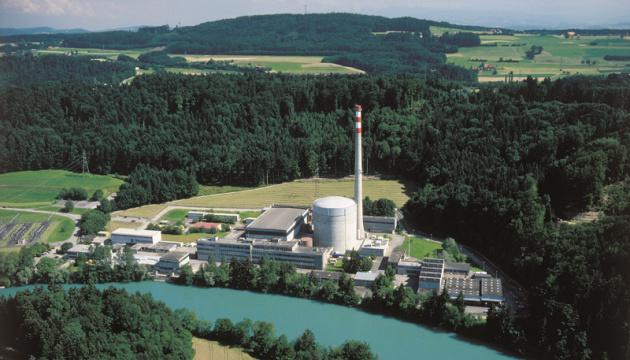 Швейцарія закрила першу АЕС у межах відмови від атомної енергії