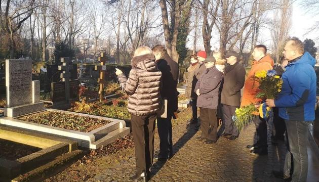 У Чехії вшанували пам'ять дипломатів УНР