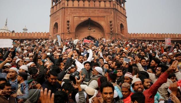 Протести в Індії: 14 загиблих, затриманих - понад чотири тисячі