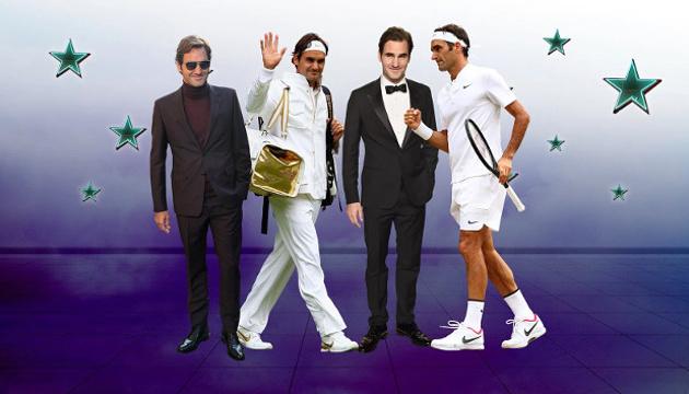 Роджера Федерера визнали