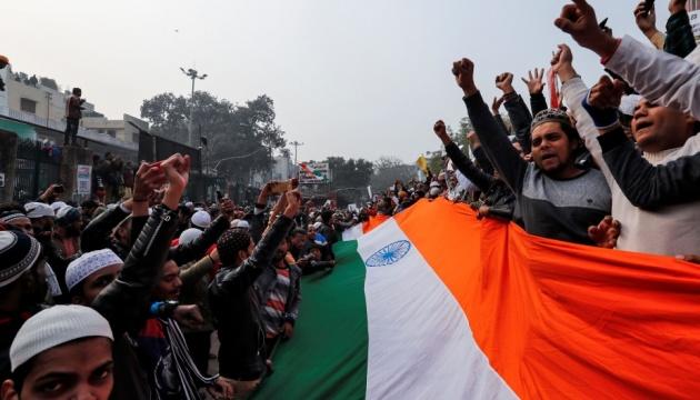 Українцям в Індії радять бути обережними через протести