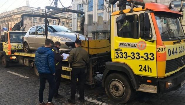 У Києві вже тричі подумати треба, перш ніж паркуватися, де заманеться