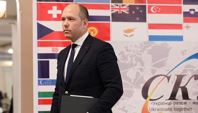 Presidente del CMU: La diáspora ucraniana aboga por la doble ciudadanía en Ucrania