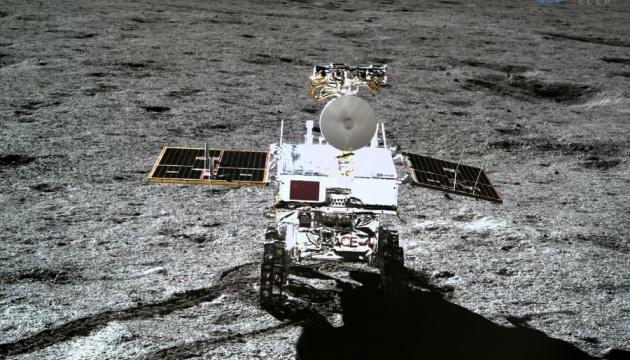 Китайський Jade Rabbit-2  побив рекорд перебування на Місяці