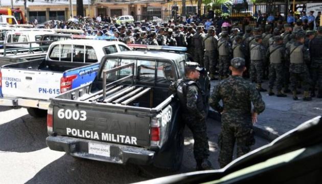 Унаслідок сутичок у в'язниці Гондурасу загинули 18 осіб