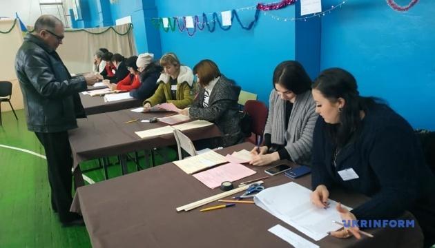 У 23 регіонах України проходять перші вибори у тергромадах