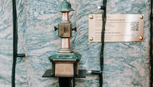 На столичному Подолі з'явилася нова мініатракція для туристів
