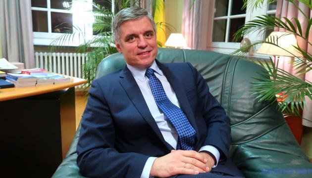 Пристайко незабаром чекає в Україні главу МЗС Італії