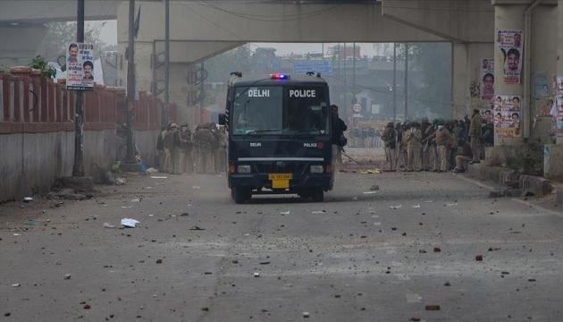 Кількість загиблих під час протестів в Індії зросла до 23 осіб