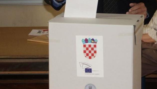 На президентських виборах у Хорватії буде другий тур - ЗМІ