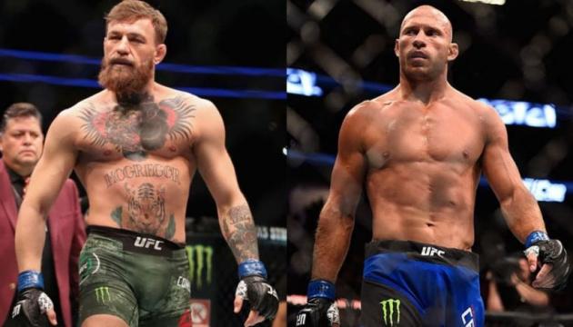 UFC: билеты на бой Макгрегора против Серроне разошлись за один день