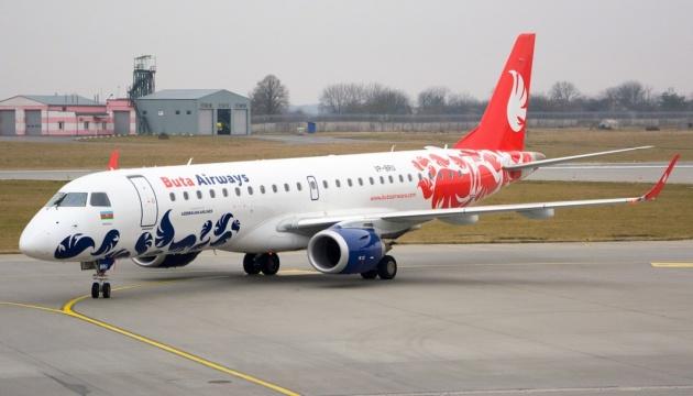 Из Львова в Баку отныне летает бюджетный авиаперевозчик Buta Airways