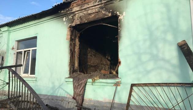 У психоневрологічному інтернаті на Луганщині цього року була ще одна пожежа - Денісова