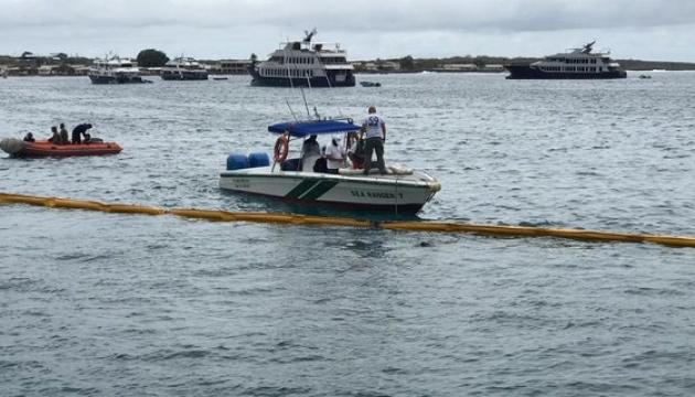 На Галапагосах объявили ЧП из-за разлива нефти