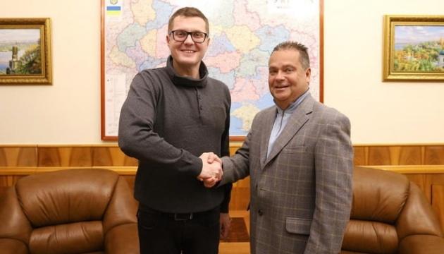 Українська діаспора в США готова допомагати  в реформуванні СБУ – Футей