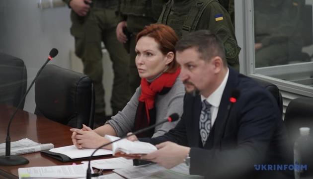 Адвокат просить суд відпустити Кузьменко з-під варти - прокурор проти
