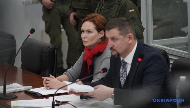 Кузьменко в момент закладки взрывчатки в авто Шеремета была дома с сыном — адвокат