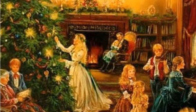 Aujourd'hui, veille de Noël chez les chrétiens de rite oriental