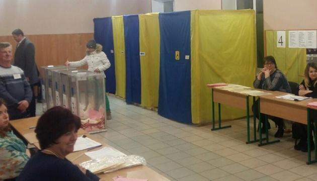 На Харківщині у більшості тергромад перемогли кандидати від