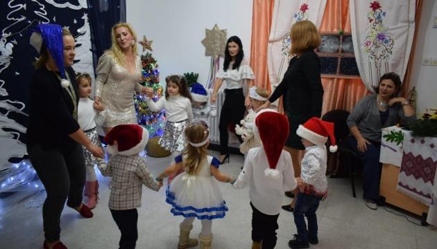 Святий Миколай завітав до української малечі в Тунісі