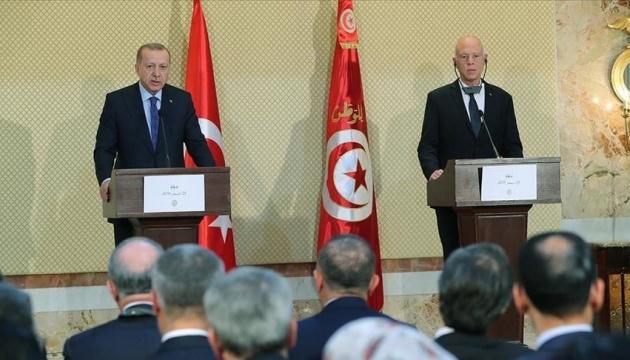 Эрдоган заявил о присутствии двух тысяч российских военных в Ливии