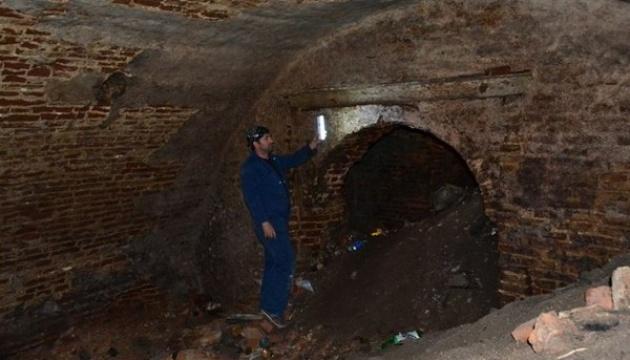 Ніжинські підземелля планують перетворити на туристичний об'єкт