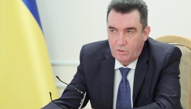 При РНБО створять Раду експертів з питань енергобезпеки - Данілов