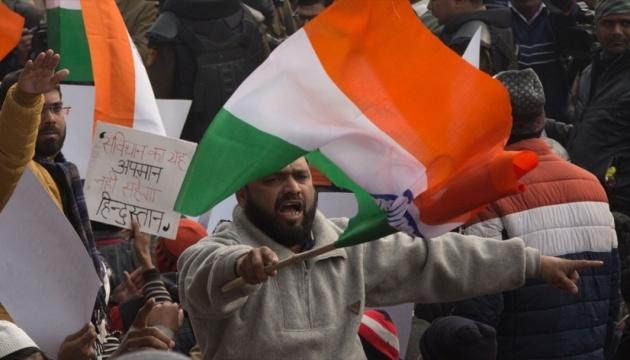В Індії затвердили реєстр населення попри масові протести